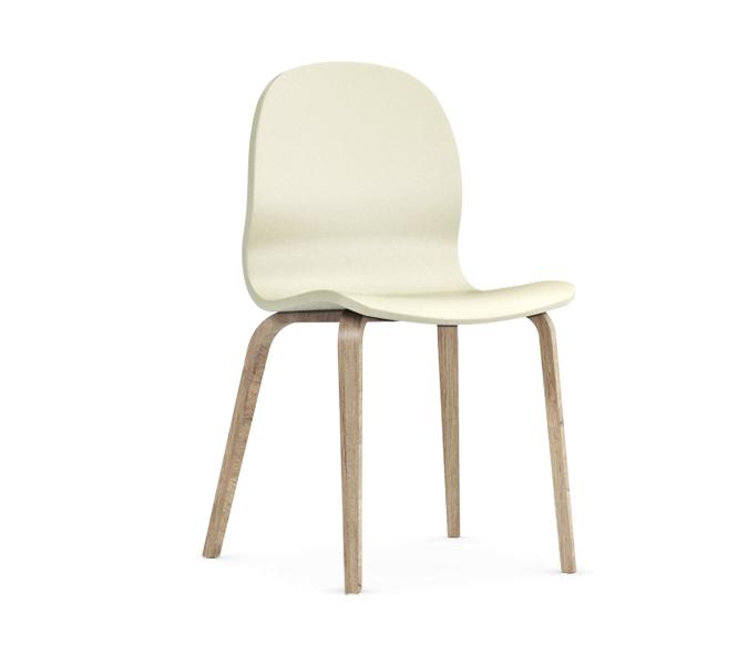Jedálenská stolička Possi krémová   Farba: krémová/san remo sand svetlý