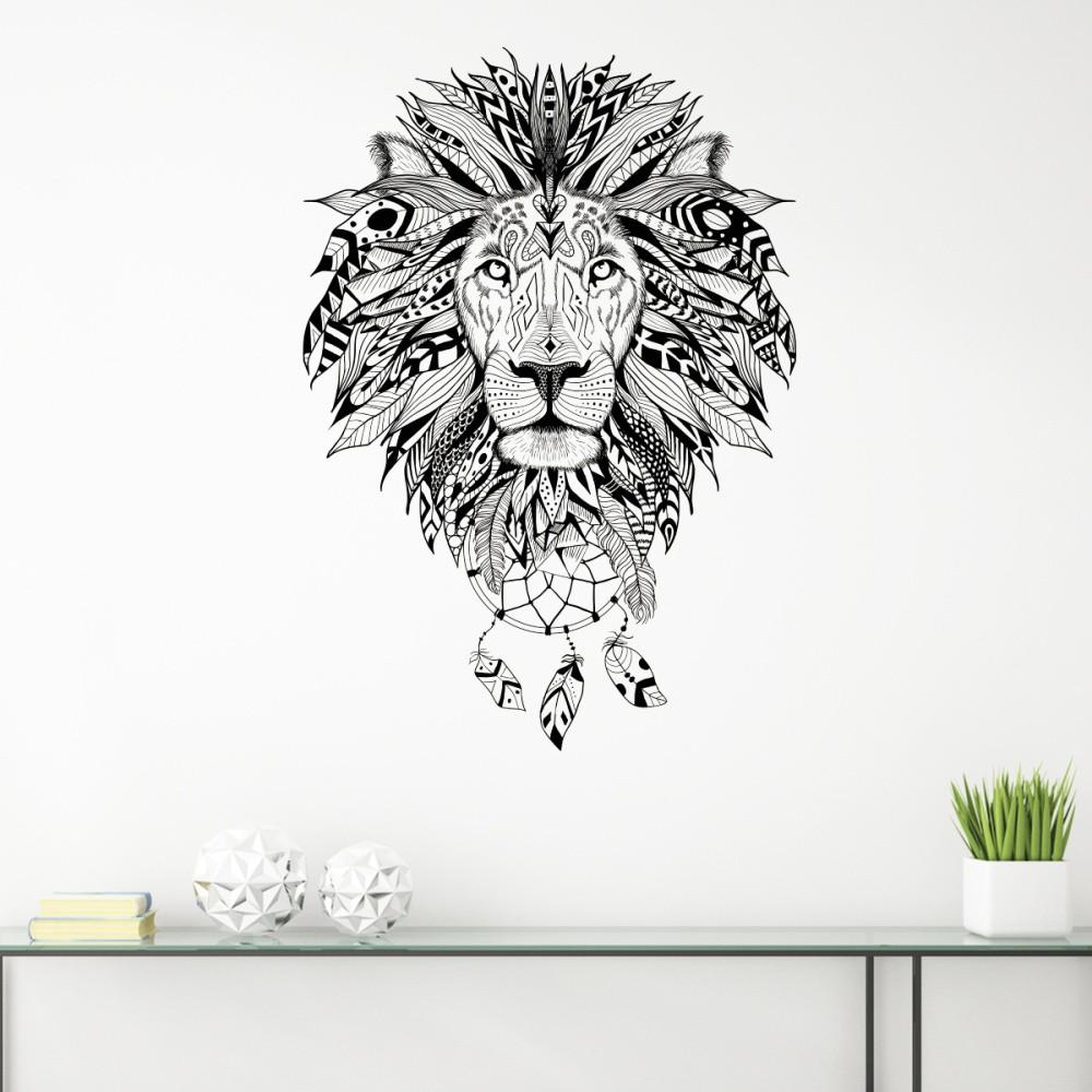 Samolepka Ambiance Lion