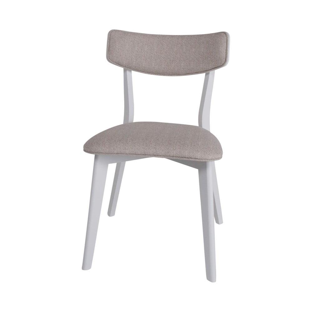 Jedálenská stolička z kaučukového dreva Canett Saga Sophie