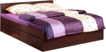 Manželská posteľ 160 cm Pello Typ 92