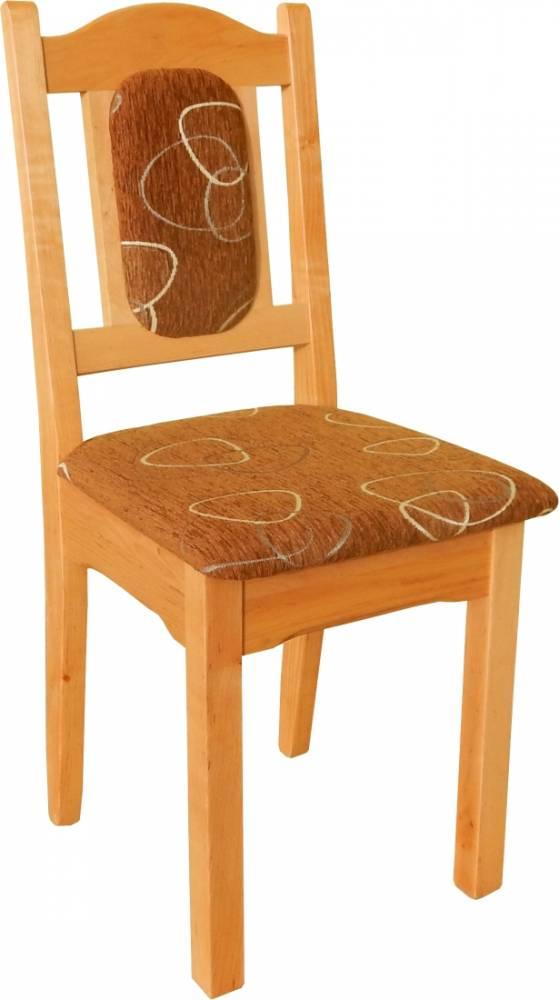 Jedalenská stolička K1 jelša