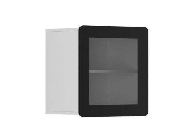 Závesná skrinka Possi Light SFW1W/5/5 L   Farba: Biela