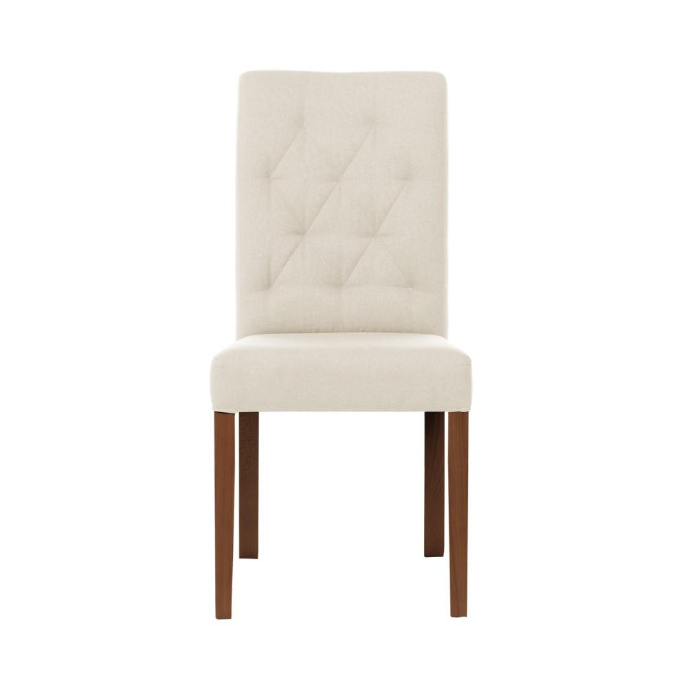 Krémová stolička Rodier Alepine
