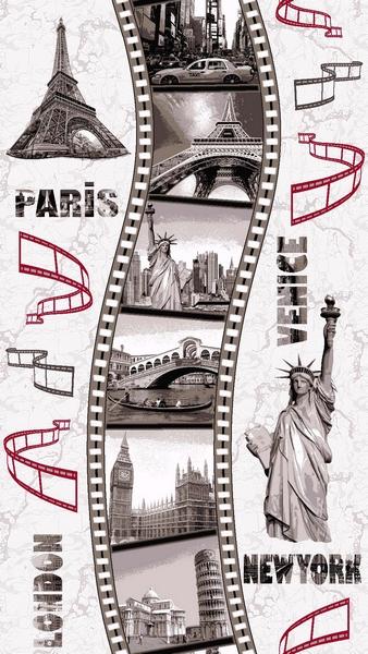 PARIS-NY-LONDON (1303156022) 67x180