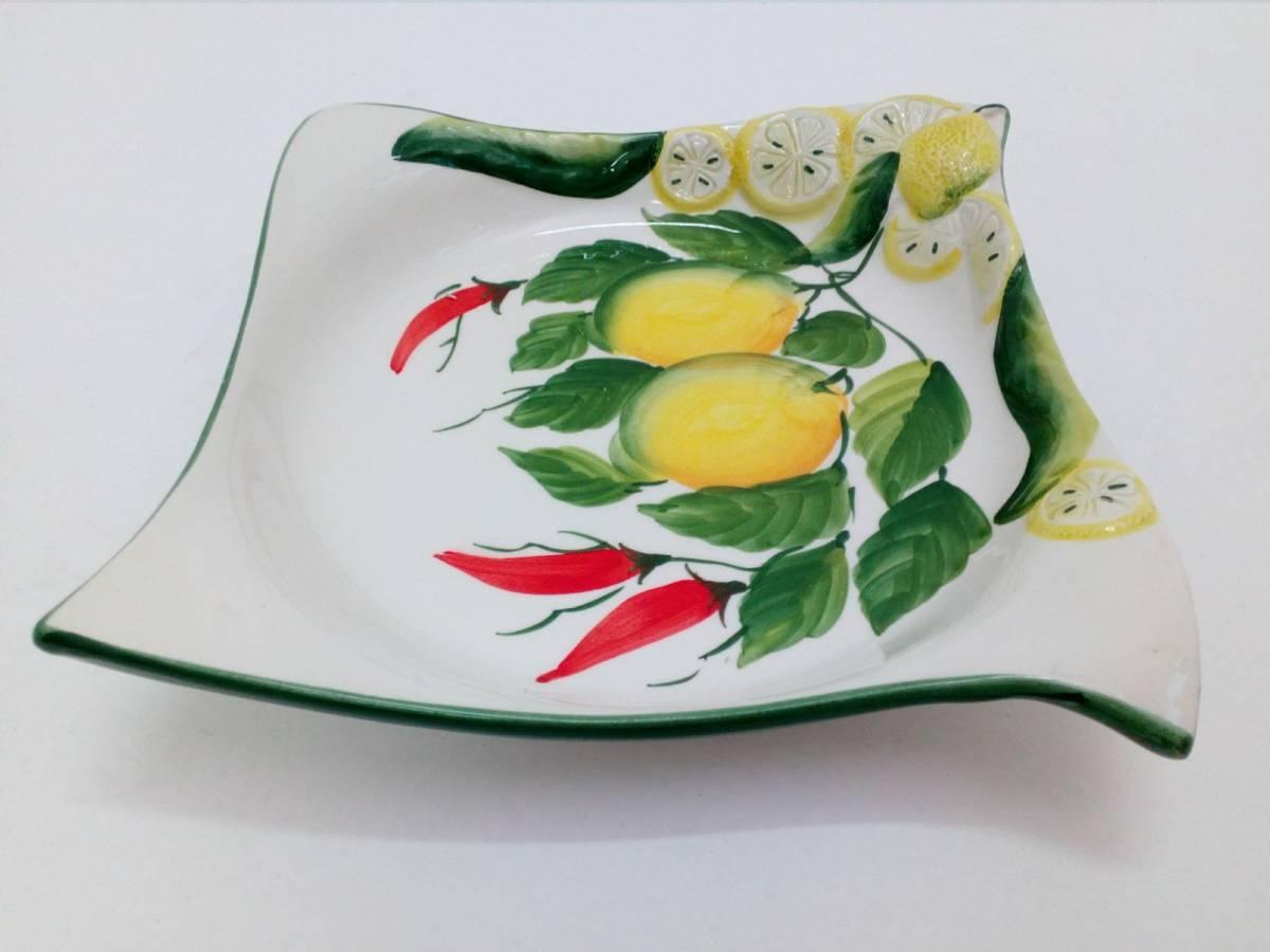 Keramický hlboký tanier 1664