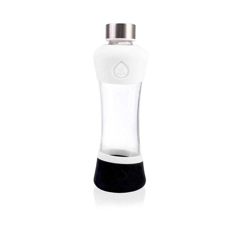 Sklenená fľaša Equa Active White, 0,55 l