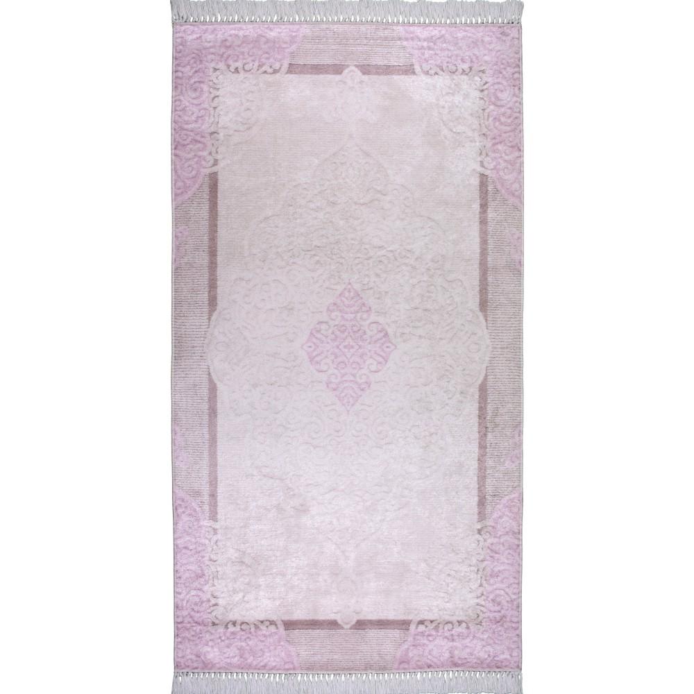 Koberec Vitaus Hali Pudra Reffa, 80×150cm