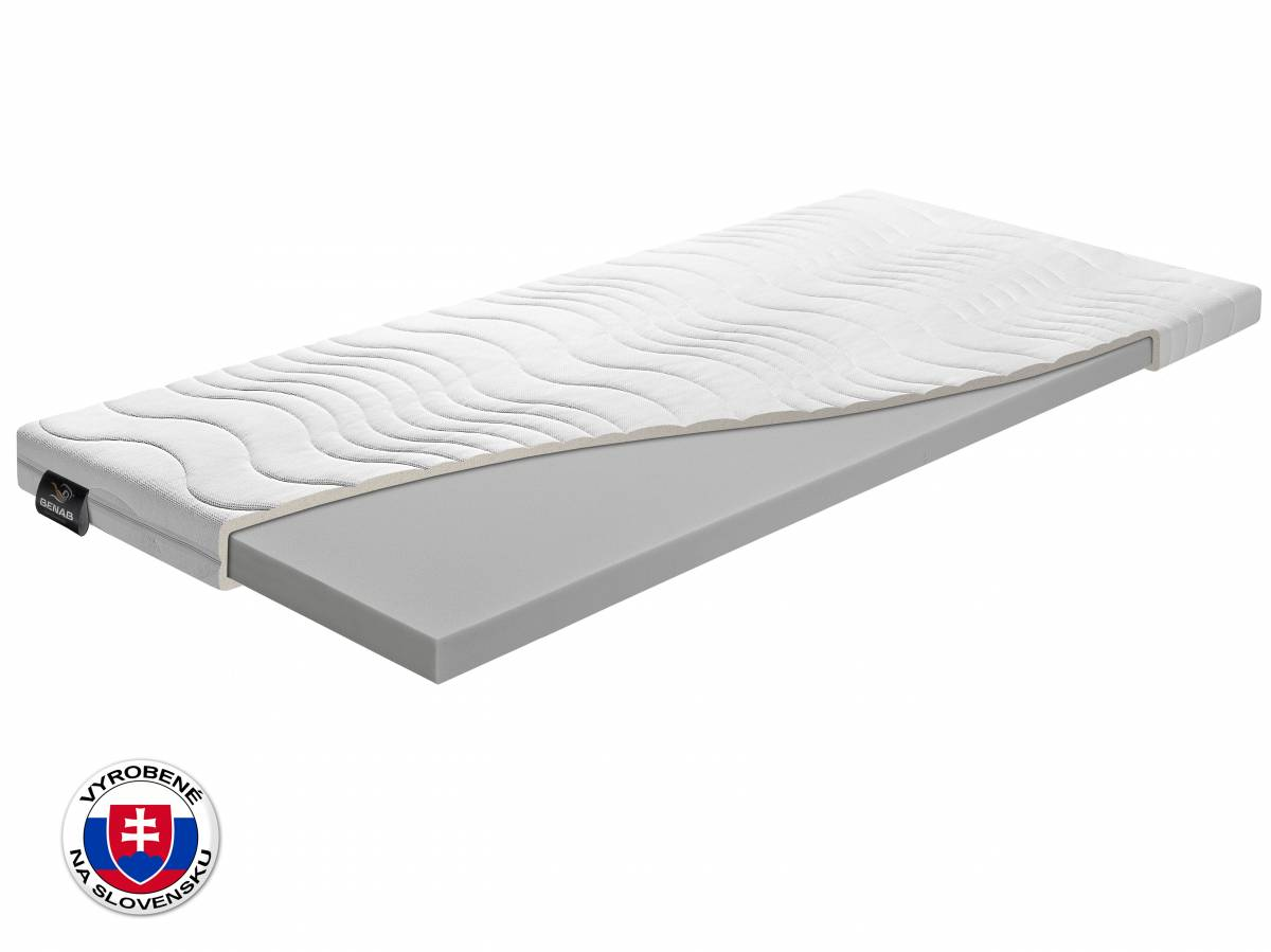 Penový matrac Benab Topper Medium 200x140 cm (T4)