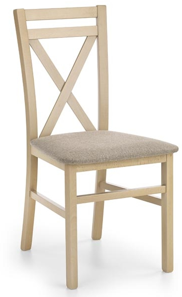 Jedálenská stolička Dariusz dub sonoma