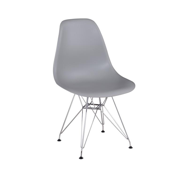 Jedálenská stolička Anisa new (sivá)