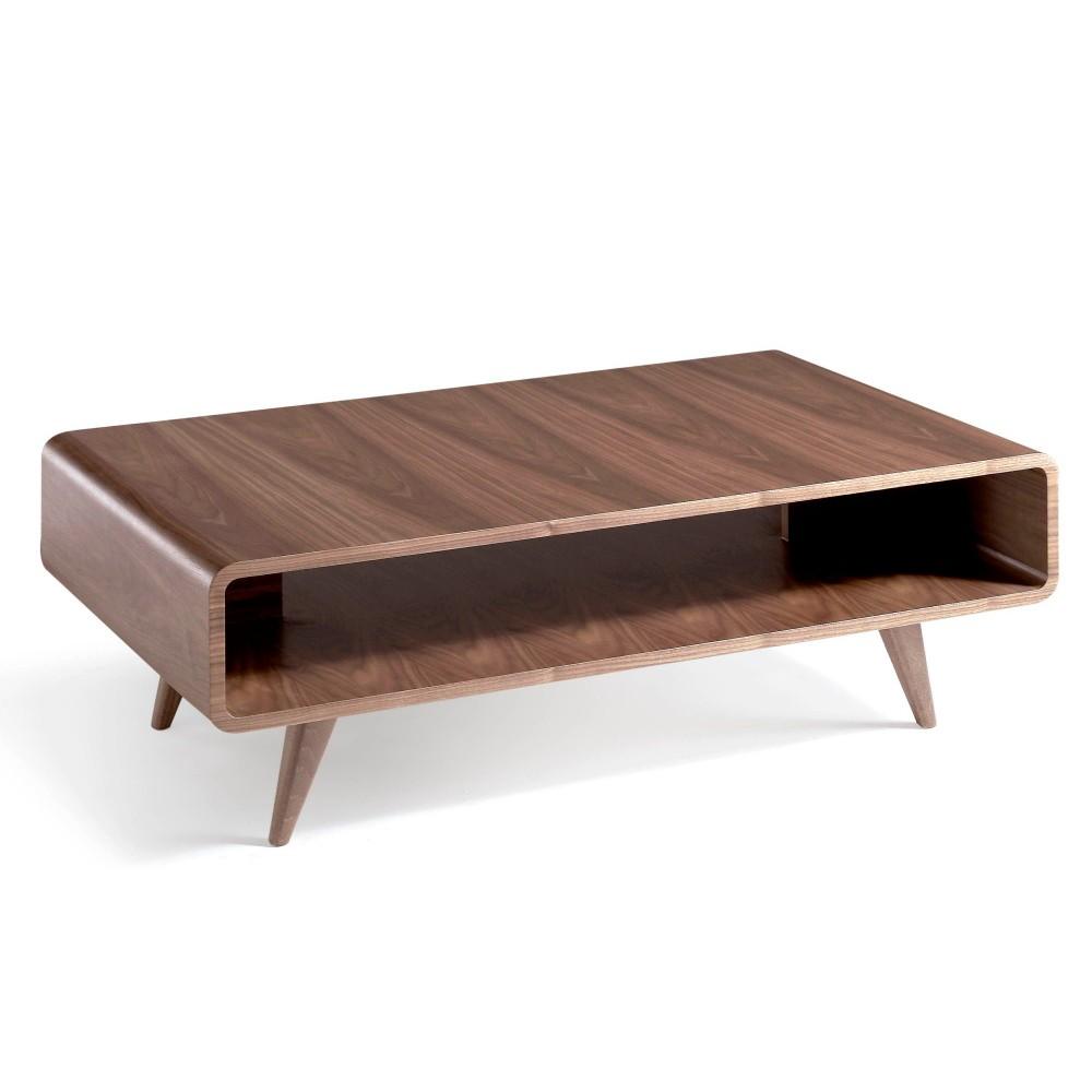 Konferenčný stolík z orechového dreva Ángel Cerdá Mandotte