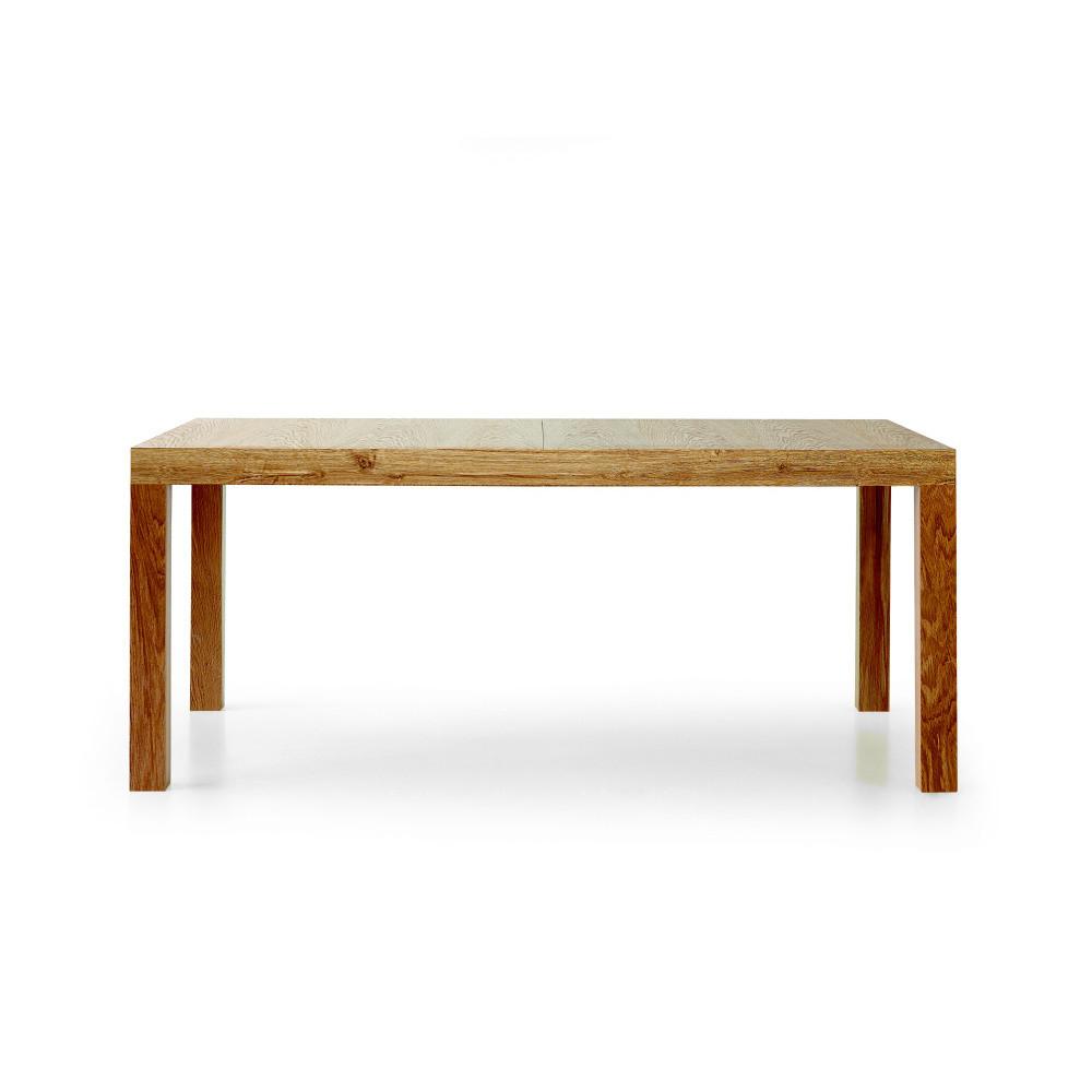 Rozkladací jedálenský stôl z bukového dreva Castagnetti Kao, 160cm