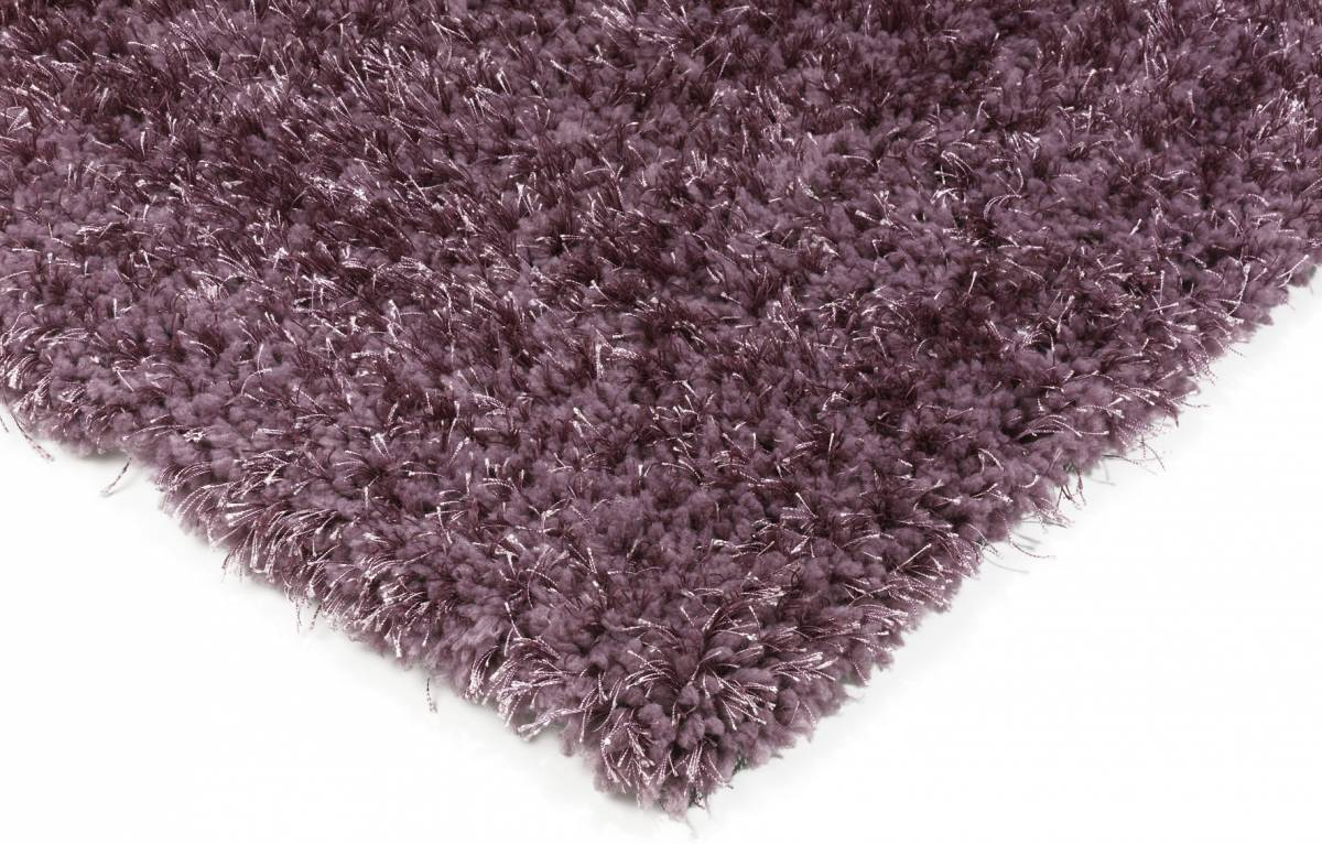 Diva koberec - tmavofialová