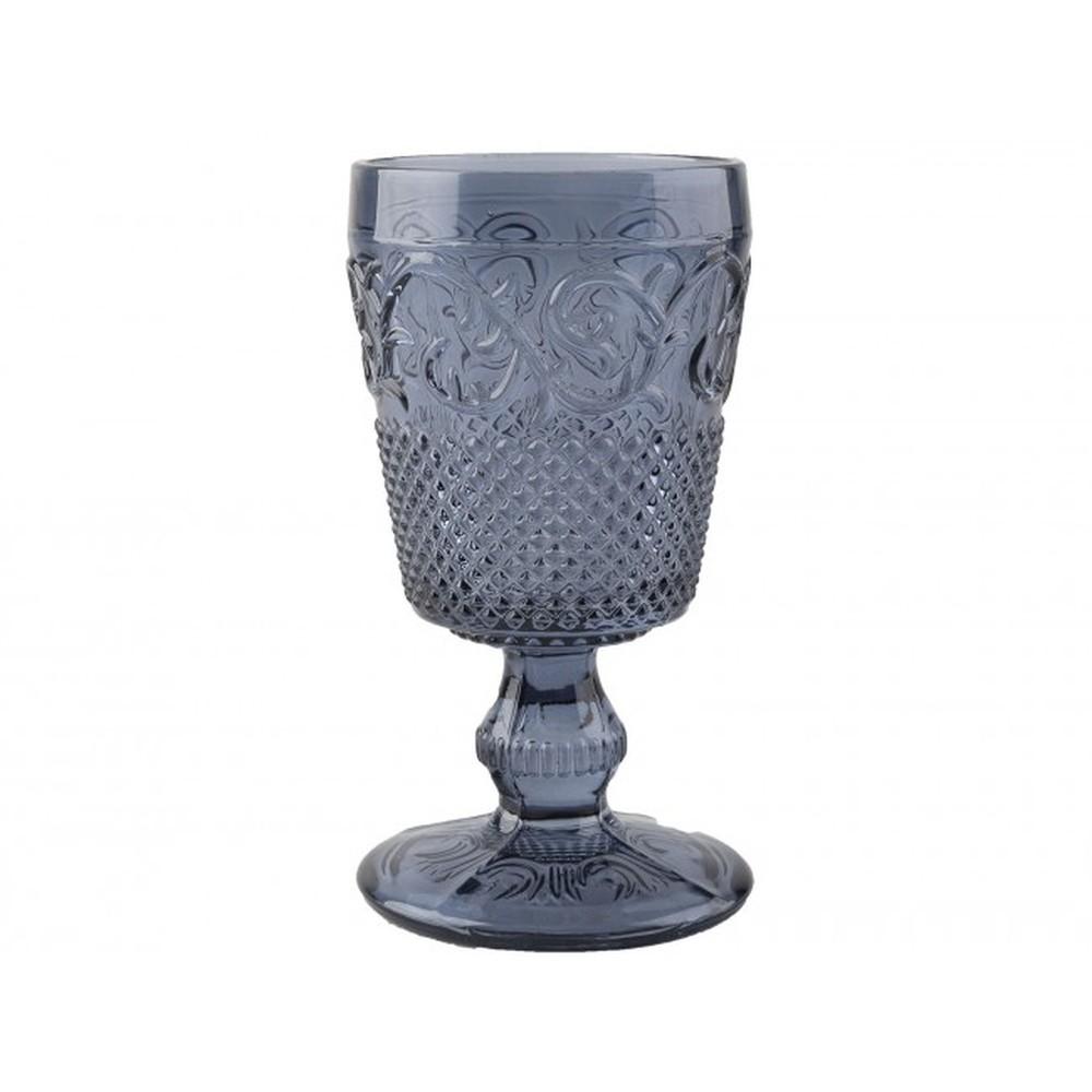 Modrý pohár na víno Creative Tops Vintage Indigo