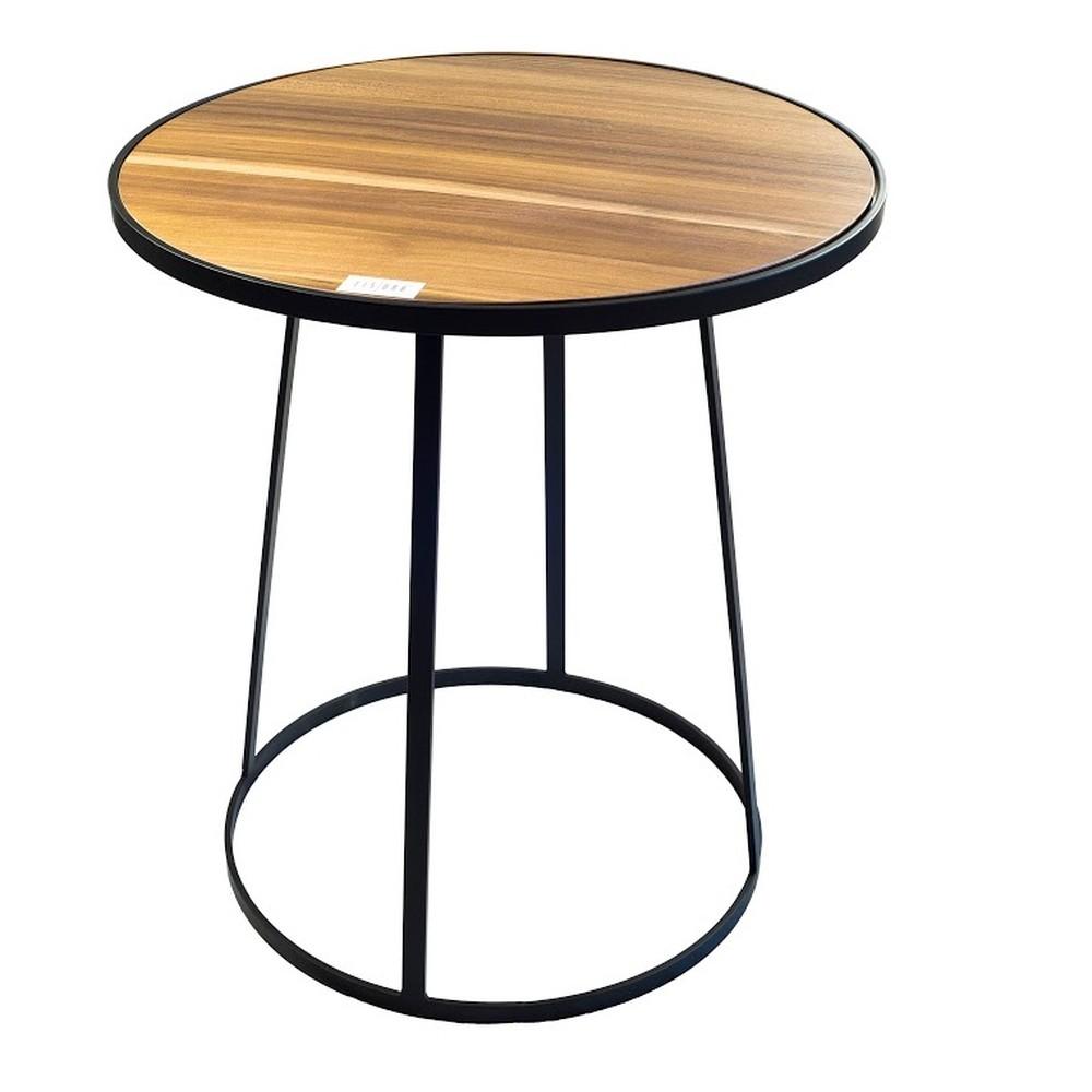 Odkladací stolík Fisura Mesa Bloom Walnut