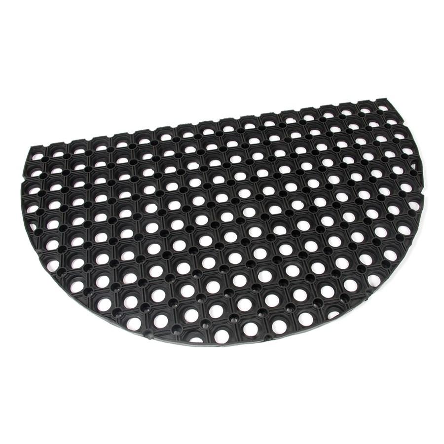 Flomat Vonakajšia rohožka polkruhová Honeycomb II, 45 x 75 cm