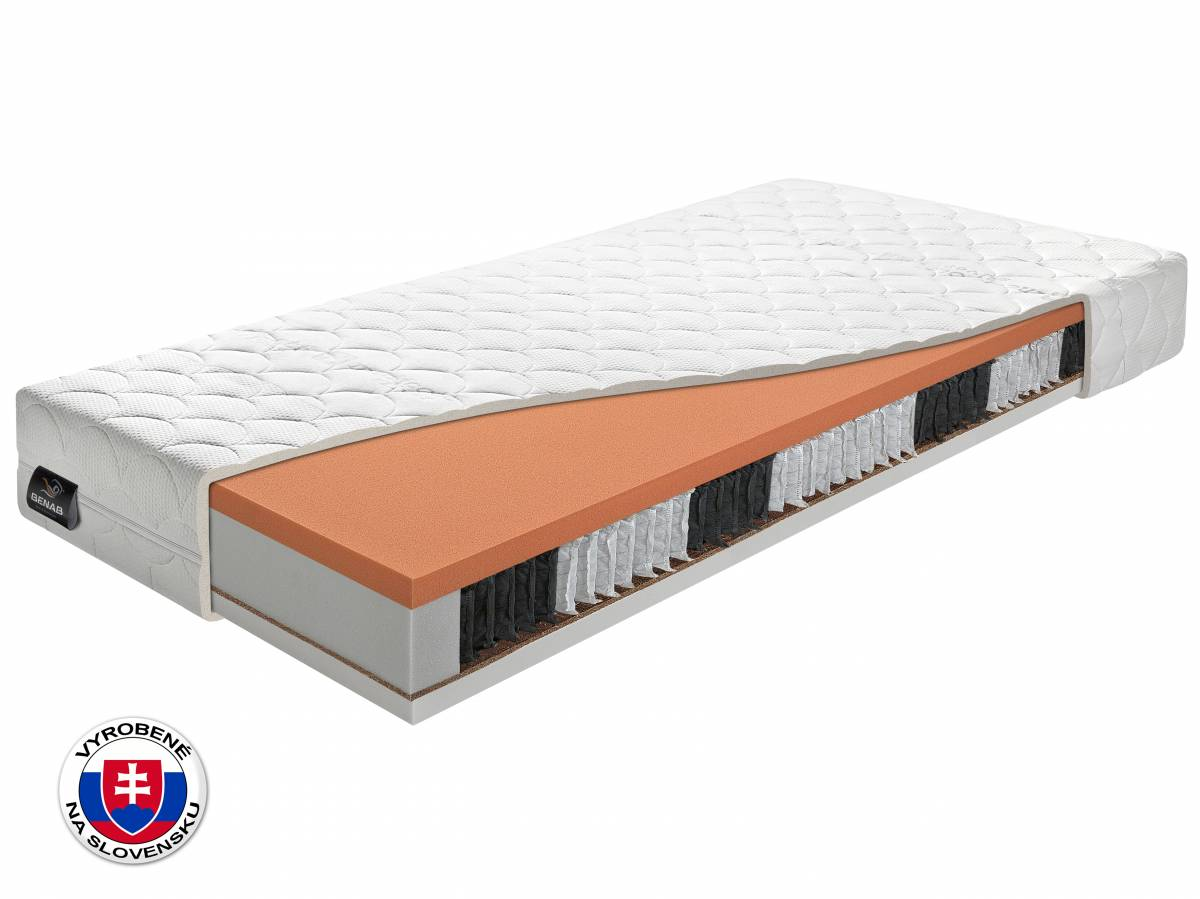 Taštičkový matrac Benab Multi S7 200x90 cm (T4/T5)