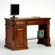 Furniture nábytok  Masívny písací stôl z Palisanderu  Rana  120x60x80 cm