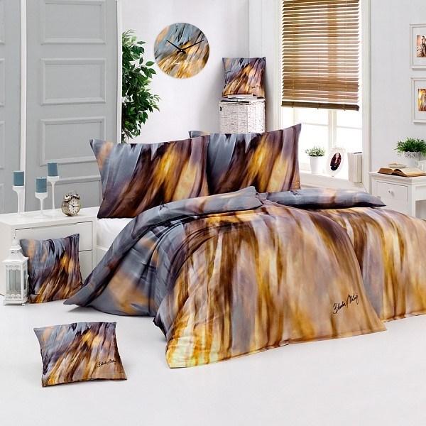 Matějovský Bavlnené obliečky Earth, 140 x 200 cm, 70 x 90 cm