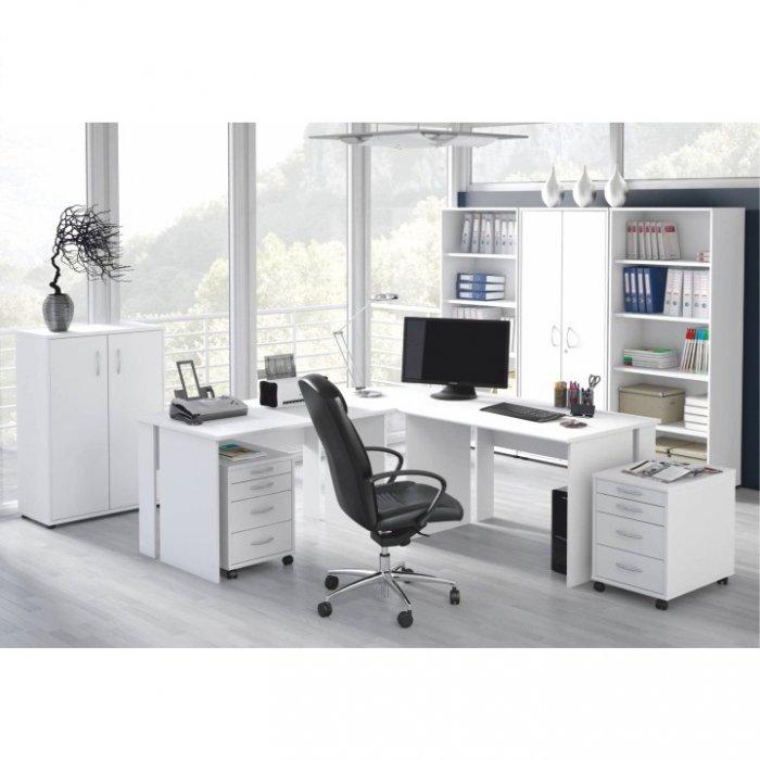 TEMPO KONDELA BEK kancelária - biela