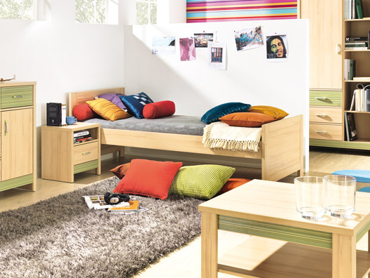 Jednolôžková posteľ 90 cm Codi CD/15