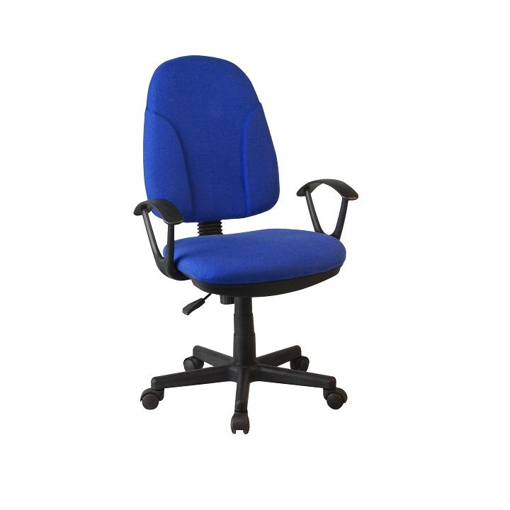 Kancelárske kreslo Devri (modrá)