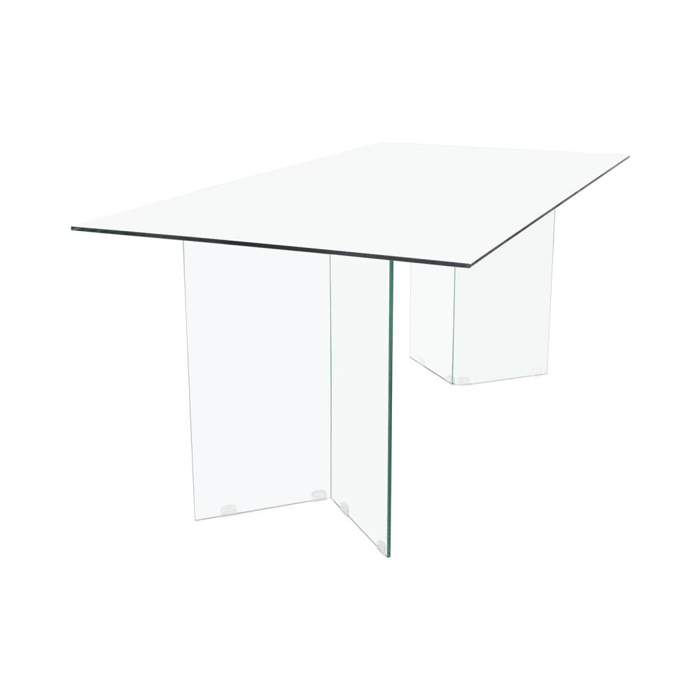 Jedálenský stôl sklo