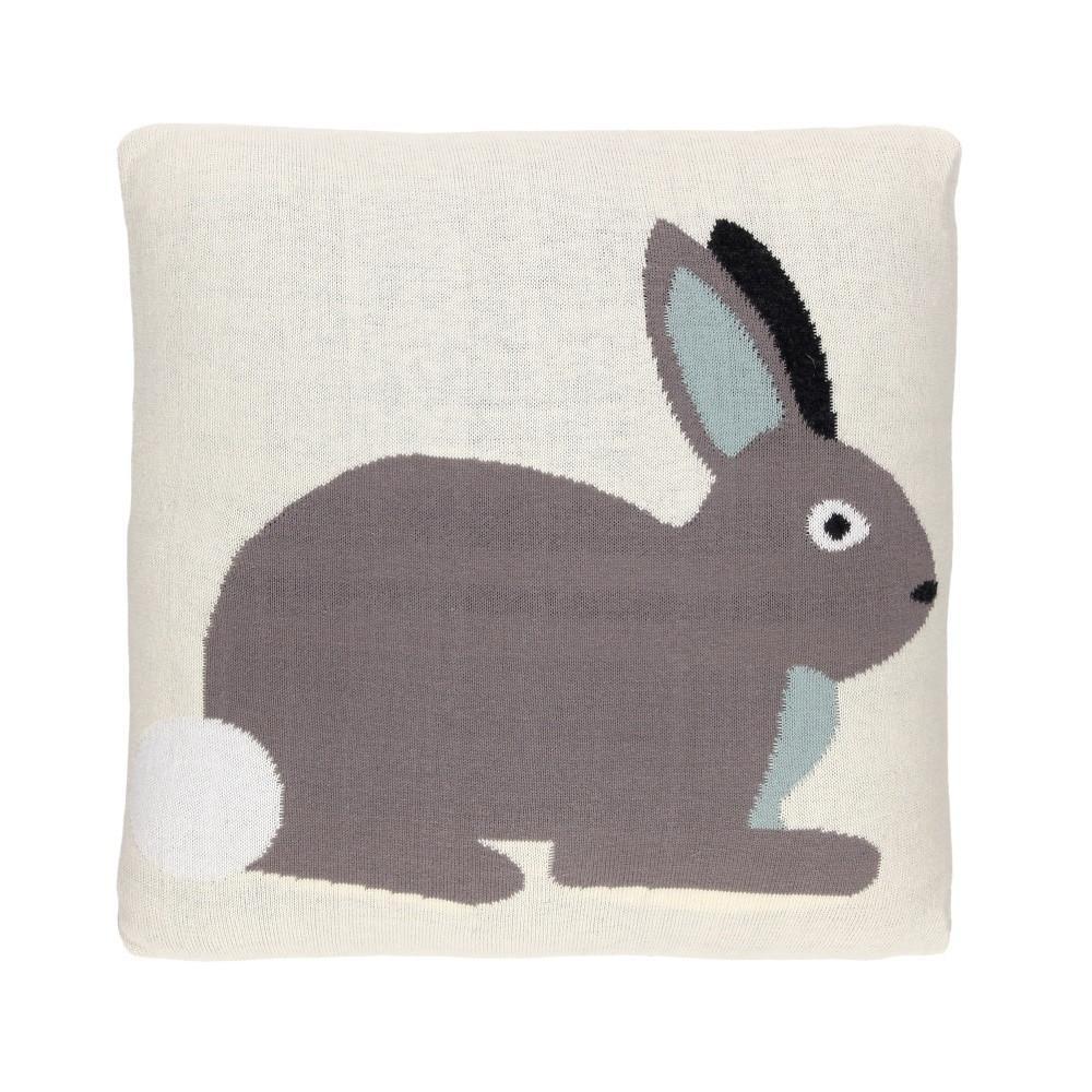 Obojstranný vankúš Art For Kids Rabbit