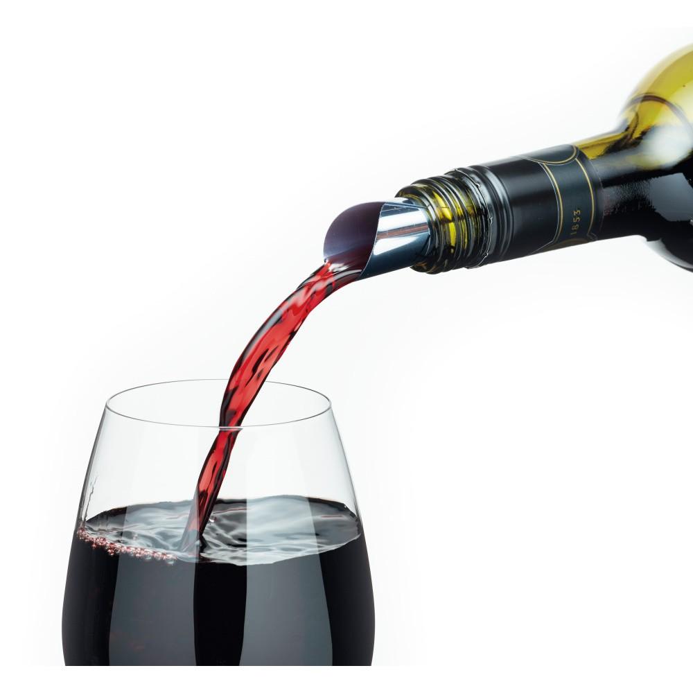 Sada 3 lievikov na víno Kitchen Craft Pourers