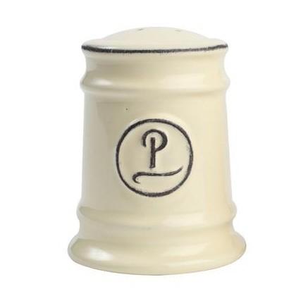 Krémová porcelánová korenička T&G Woodware Pride of Place