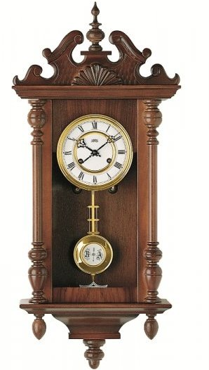 Kyvadlové mechanické nástenné hodiny 617/1 AMS 72cm