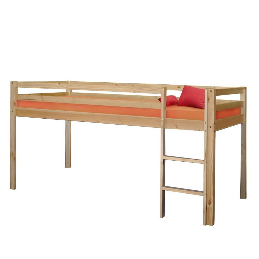 Poschodová posteľ IDEA 832 masív