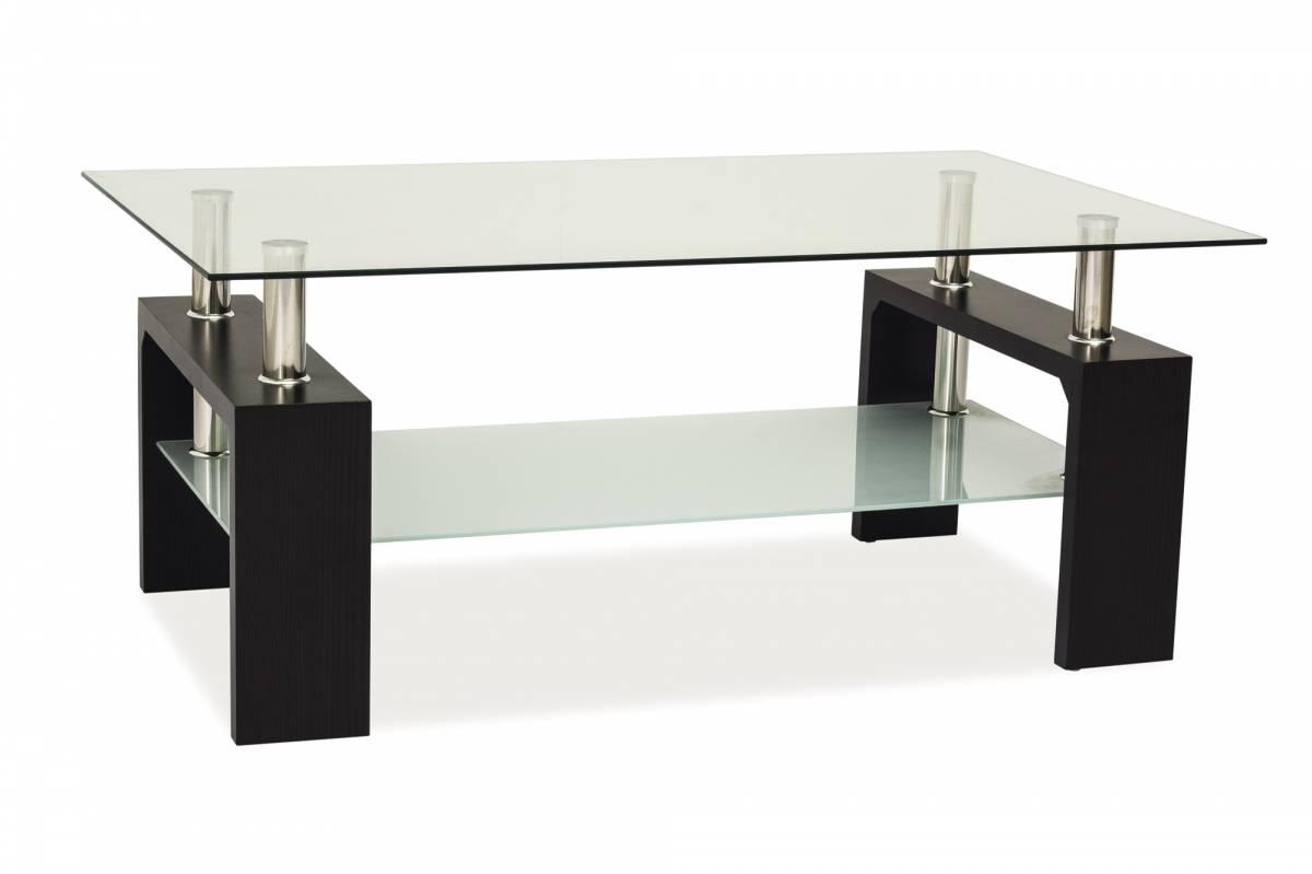 Konferenčný stolík Lisa Basic (wenge)