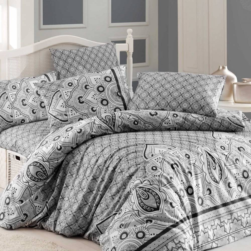 Homeville Bavlnené obliečky Pinnacles, 140 x 220 cm, 70 x 90 cm, 50 x 70 cm, 140 x 220 cm, 70 x 90 cm