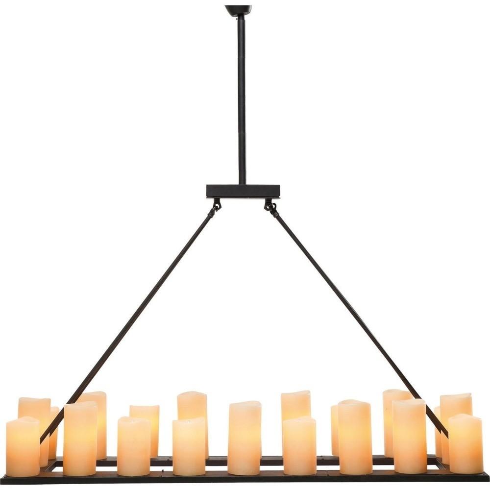 Závesné svietidlo s dekoratívnymi sviečkami Kare Design Candle