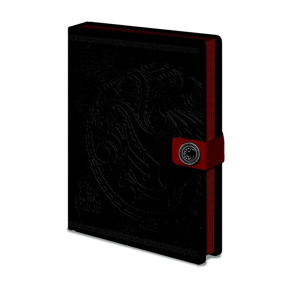 Zápisník A5 Pyramid International Game Of Thrones: Targaryen, 120 strán