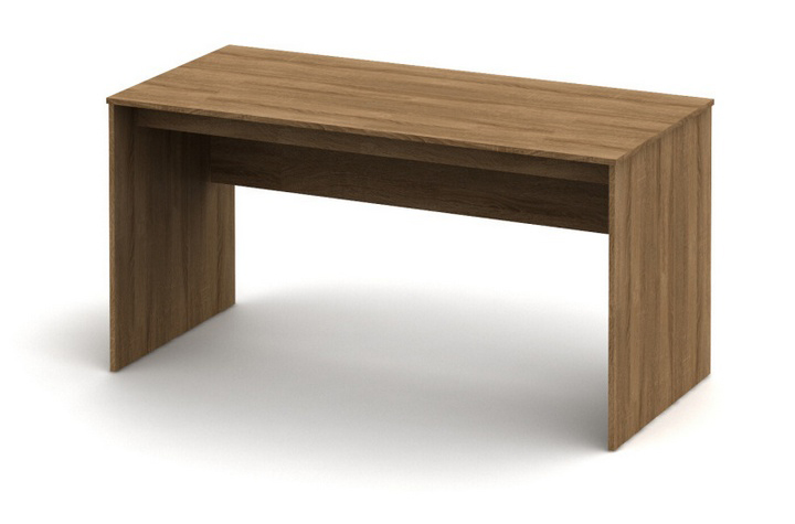Písací stôl Tempo Asistent New AS 020PI bardolino tmavé