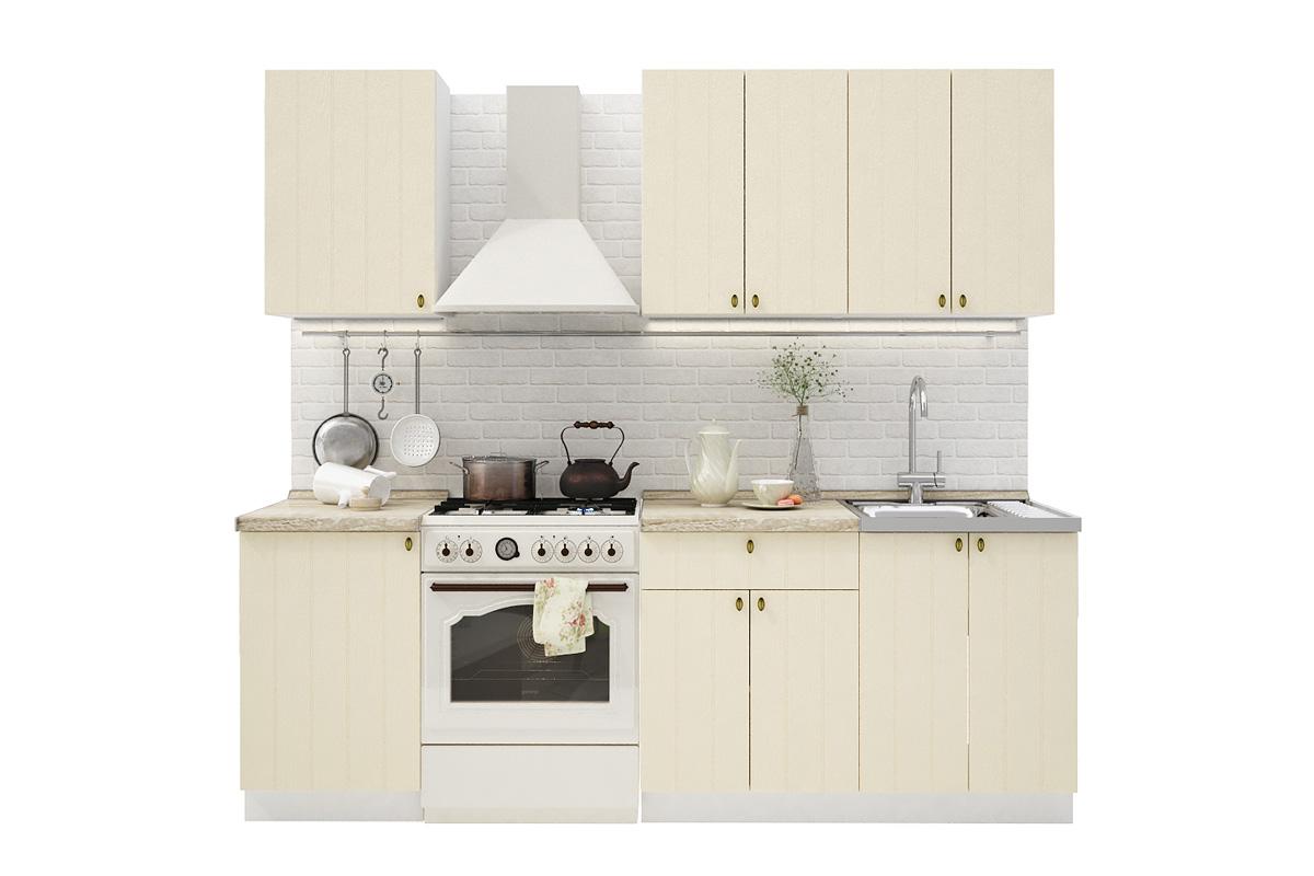 PROVENSAL 170 kuchynská zostava, vanilka