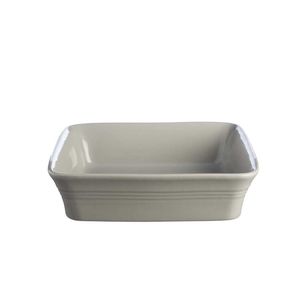 Sivý kameninový pekáč Mason Cash Classic Kitchen Square, 26 cm