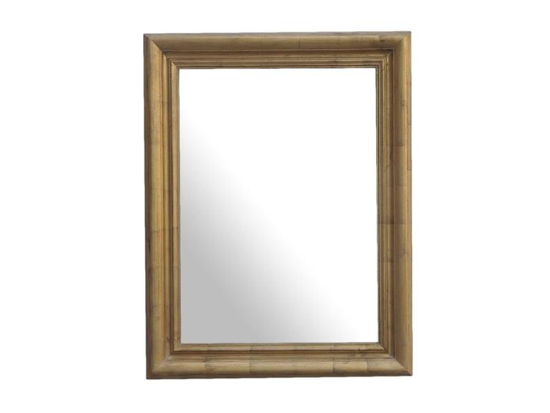 Zrkadlo ELITE country gold   Prevedenie: 90x70