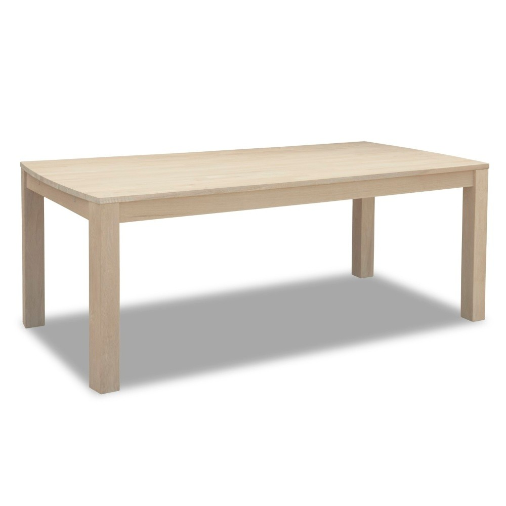 Dubový jedálenský stôl Knuds Paris, 90 x 140 cm