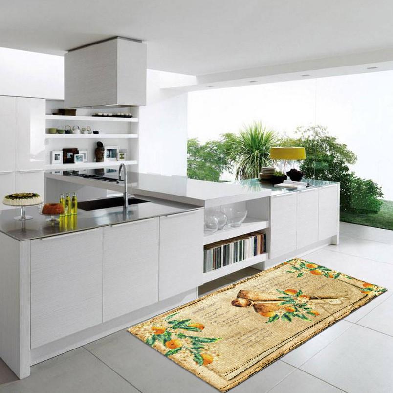 Vysokoodolný kuchynský koberec Webtapetti Bon Appetit, 60 x 115 cm