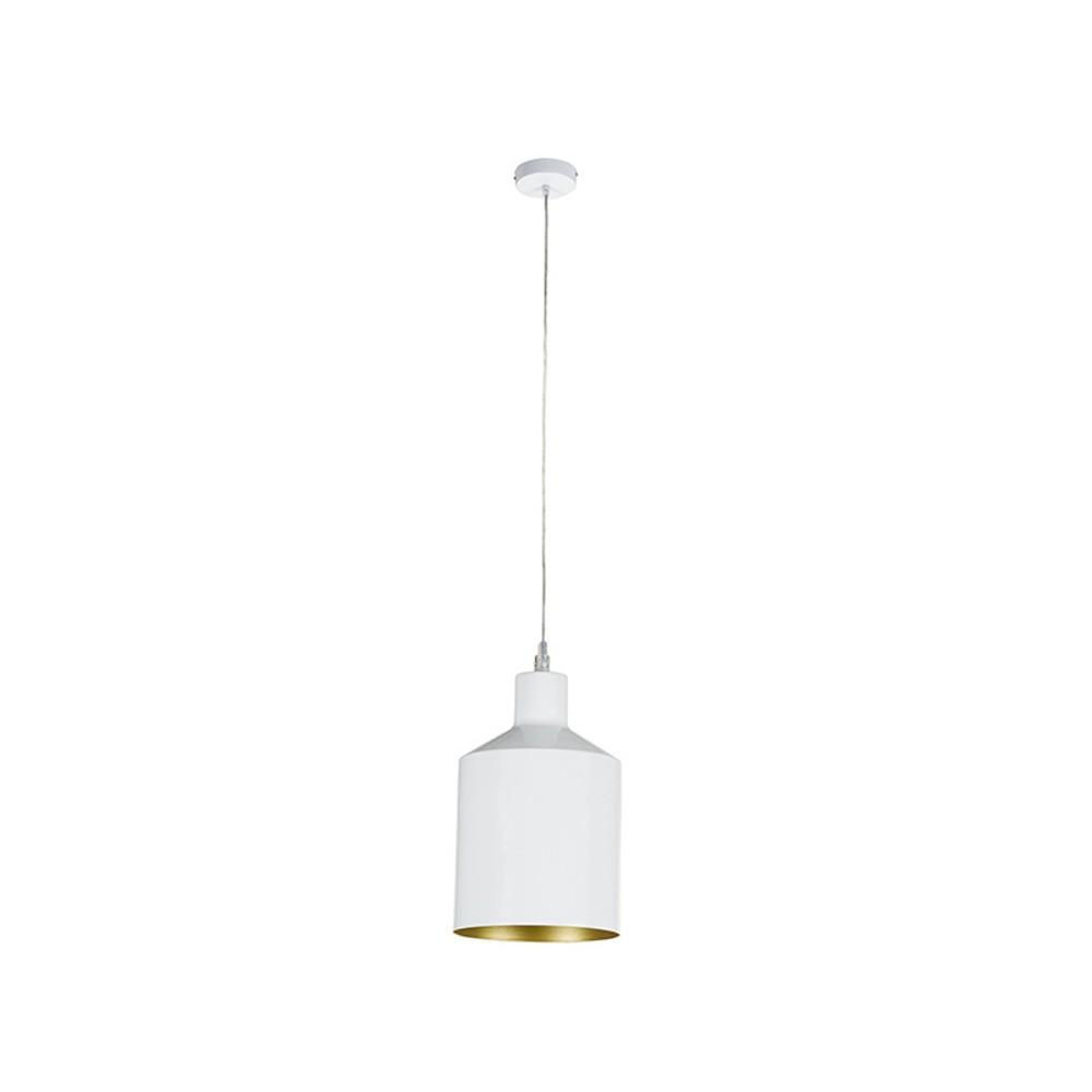 Biele stropné svietidlo Santiago Pons Met