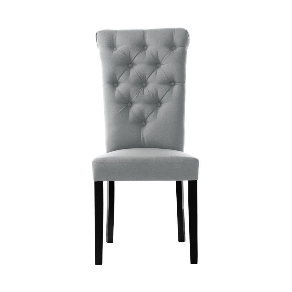 Sivá stolička L'Officiel Taylor