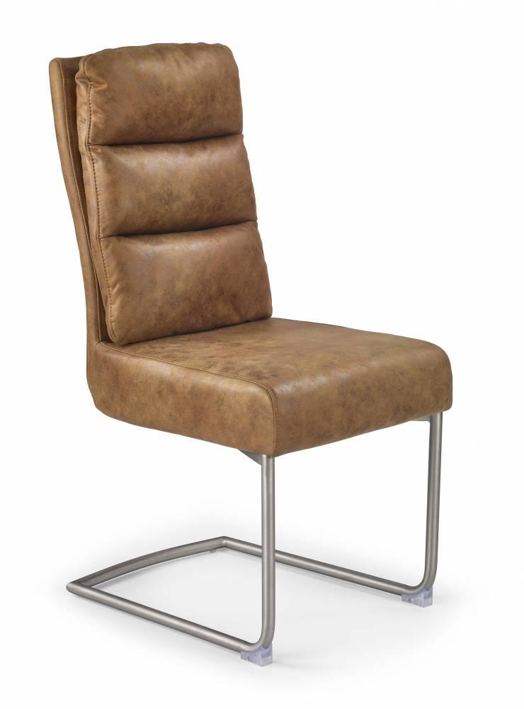 Jedálenská stolička K207 (hnedá)