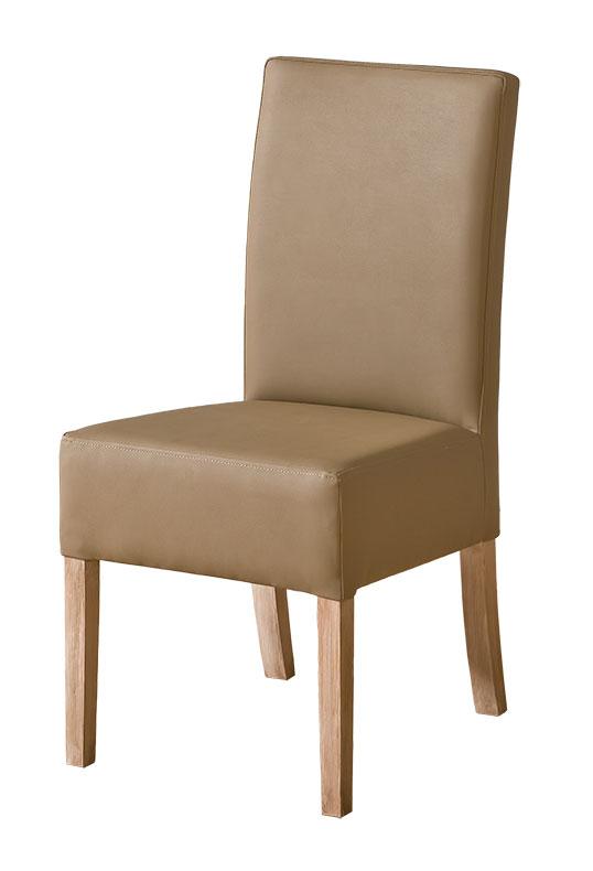 Jedálenská stolička CARMELO C23   Farba: Latte