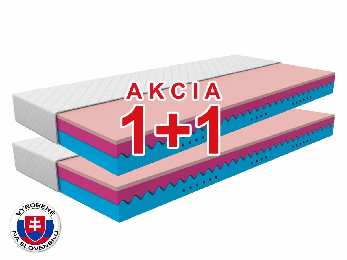 Penový matrac Dream Lux 200x80 cm (T3/T4) *AKCIA 1+1