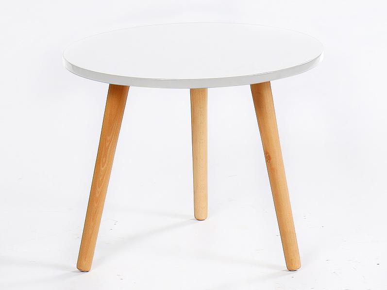 Konferenčný stolík Bazzy 3 (biela)