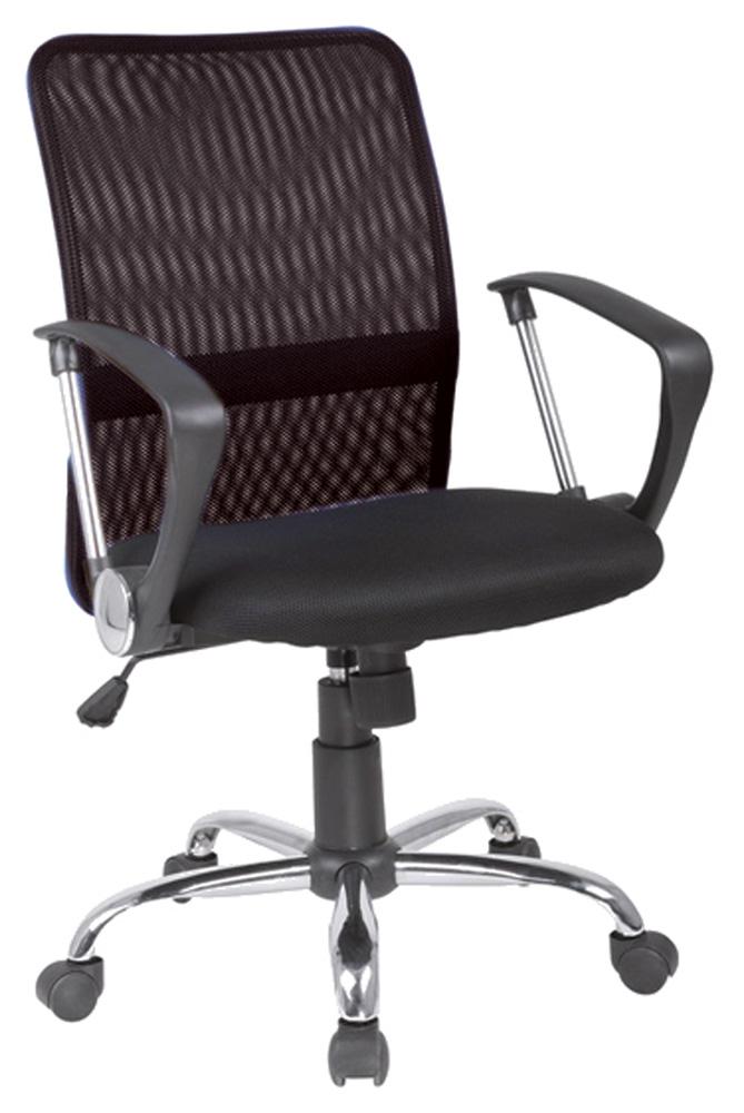 Kancelárska stolička Q-078 čierna