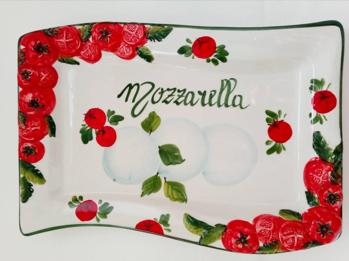 Mozzarella tanier ONDA BR dec